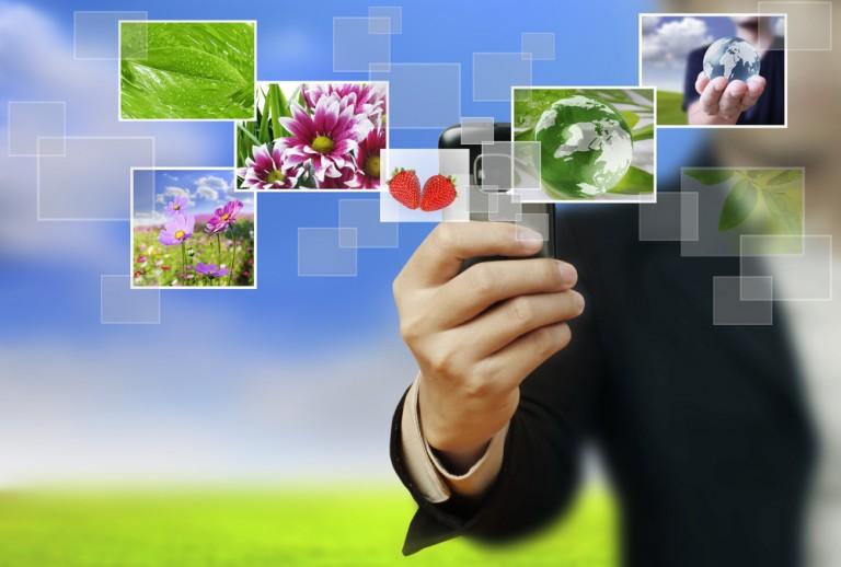 قدرت محتوای بصری
