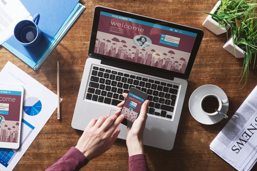 طراحی سایت شرکتی، خبری، محتوایی
